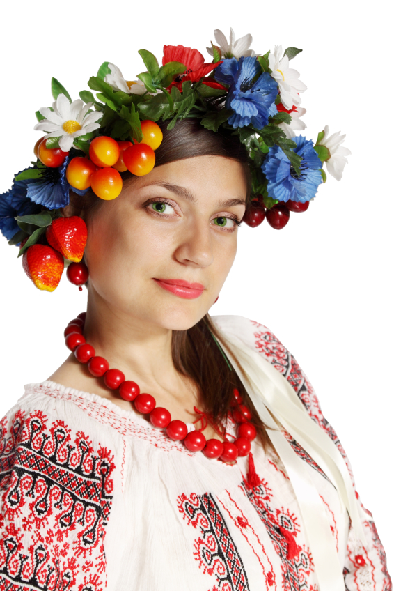 Women from Poltava