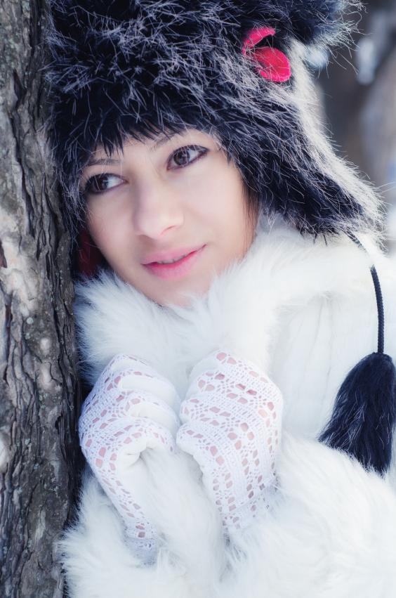 wintersexukrainka